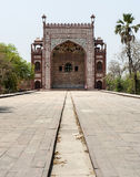 Tomba di Akbar il grande Fotografie Stock Libere da Diritti