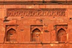 Tomba di Ali Isa Khan - India Fotografia Stock Libera da Diritti