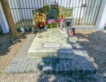 Tomba di Antonio Machado, Collioure, Francia Fotografia Stock