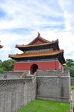 Tomba di dinastia di Qing, Shenyang, Cina di Fuling immagine stock libera da diritti
