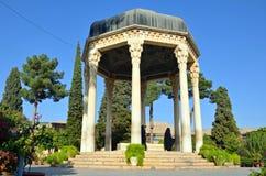 Tomba di Hafez immagini stock libere da diritti