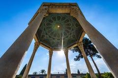 Tomba di Hafez fotografie stock