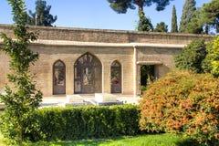 Tomba di Hafez in Shiraz Iran fotografia stock libera da diritti
