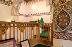 Tomba di Haji Bektash Veli Fotografie Stock