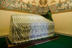 Tomba di Haji Bektash Veli Immagini Stock
