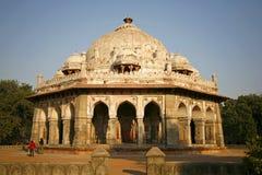 Tomba di Humayun, Delhi Fotografie Stock Libere da Diritti