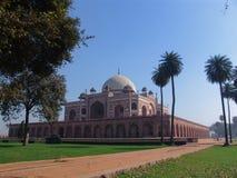 Tomba di Humayuns, Nuova Delhi, India Fotografie Stock
