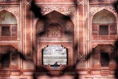 Tomba di ITMAD-UD-DAULAH Fotografia Stock Libera da Diritti