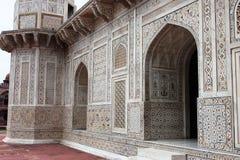 Tomba di ITMAD-UD-DAULAH Fotografie Stock
