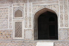 Tomba di ITMAD-UD-DAULAH Fotografia Stock