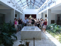 Tomba di Josip Broz Tito immagini stock libere da diritti