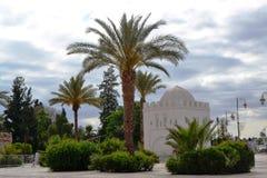 Tomba di Lalla Zohra Marrakesh immagini stock libere da diritti