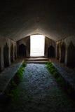 Tomba di pietra antica Immagini Stock Libere da Diritti