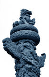 Tomba di pietra orientale fotografie stock