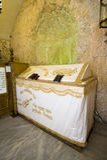 Tomba di re David fotografie stock