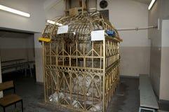 Tomba di Rebbi Elimelech - Lezajsk - Polonia Fotografia Stock