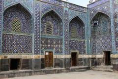 Tomba di Sheikh Safi al-Din, Ardabil, Iran del Nord fotografia stock