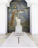 Tomba di signore, la Transilvania, Romania Immagini Stock