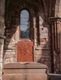 Tomba di Sir Walter Scott Fotografia Stock Libera da Diritti