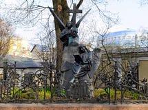 Tomba di Tchaikovsky Immagine Stock Libera da Diritti