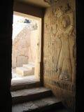 Tomba di Userhat. Luxor. fotografia stock libera da diritti
