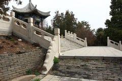 Tomba di Wangzhaojun Fotografia Stock