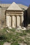 Tomba di Zechariah Fotografia Stock Libera da Diritti