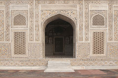 Tomba islamica fotografia stock