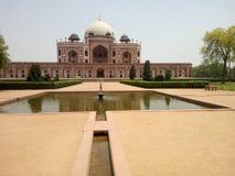 Tomba Nuova Delhi di Humayun immagini stock libere da diritti