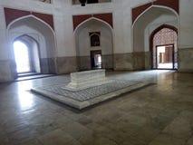 Tomba Nuova Delhi di Humayun immagine stock libera da diritti