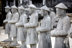 Tomba reale Vietnam fotografia stock