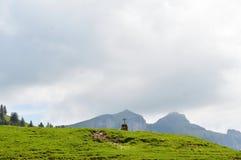 Tomba su Appenzell Fotografie Stock