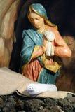 Tomba vuota del jesus Fotografia Stock Libera da Diritti