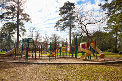 Tomball Burroughs park in Houston Texas Royalty Free Stock Images