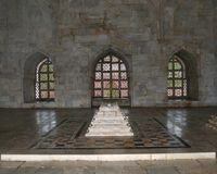 Tombe antique dans Mandav images stock