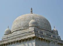 Tombe antique de sultan de Hoshang Shah de Malwa Image stock