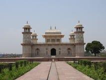 Tombe d'Itimad-ud-Daul, petit Taj Mahal, ?gr?, Inde photos stock
