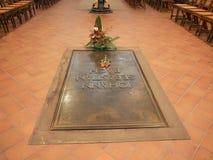 Tombe de Bach Photographie stock libre de droits