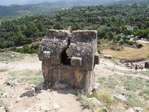 Tombe de Bellerophon images libres de droits
