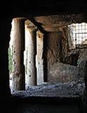 Tombe de Benei Hezir Image libre de droits