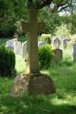 Tombe de croix d'Arthur Conan Doyle Photo stock