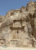 Tombe de Darius, Iran photo libre de droits