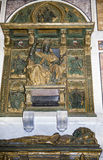 Tombe de papes Innocentius VIII Photo libre de droits
