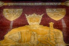 Tombe de Robert Bruce, Dunfermline, Ecosse photos stock