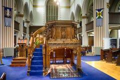 Tombe de Robert Bruce, Dunfermline, Ecosse image stock