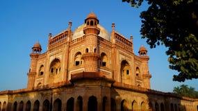 Tombe de Safdarjung photo stock