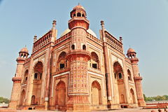 Tombe de Safdarjung, New Delhi Photo stock