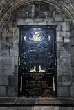 Tombe de St Jacobs Photographie stock libre de droits