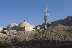 Tombe de Sufi de ville de Khiva images libres de droits