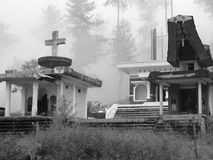 Tombe de Toraja Image stock